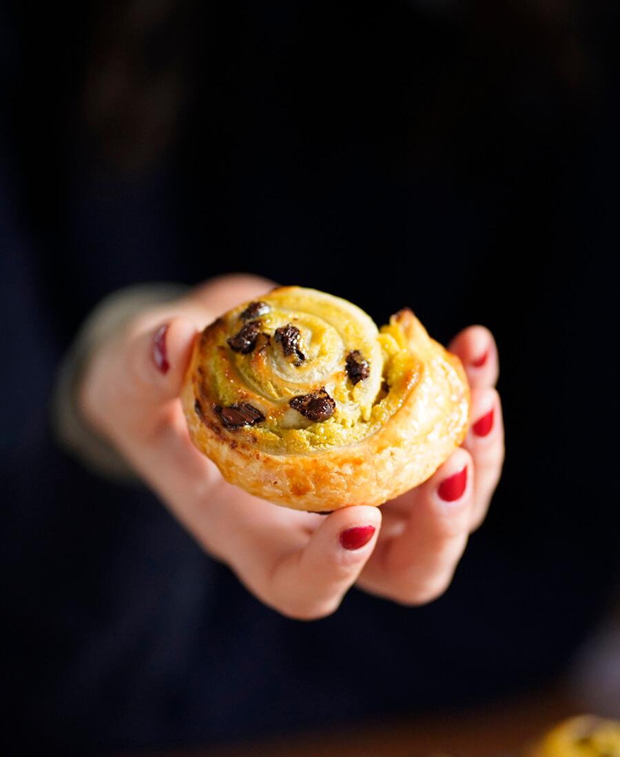 escargot-choco-pistache