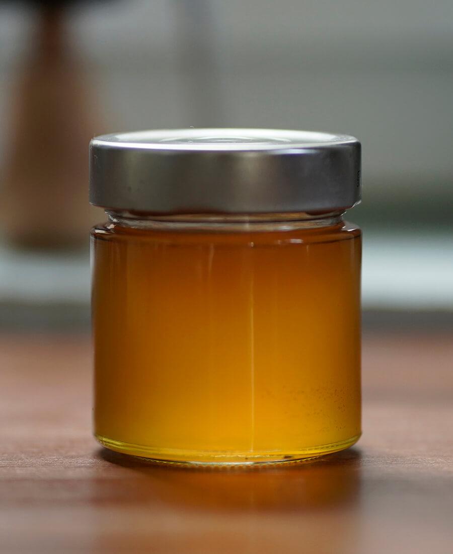 manteiga clarificada